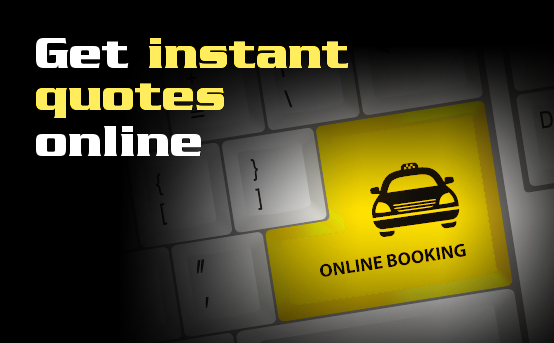 Instant Taxi Quotes Online